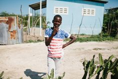 New Story has built 100 homes in Haiti since June, while the Red Cross has largely struggled to do the same. Foundation Grants, Fight For Us, Do What Is Right, Story House, Red Cross, News Stories, Non Profit, Panama Hat, This Is Us