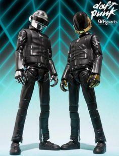 Daft Punk (Thomas Bangalter et Guy Manuel de Homem Christo)