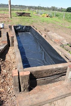 wicking bed how-to