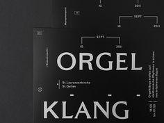 A5 flyer for minimal techno party — Kasper-Florio