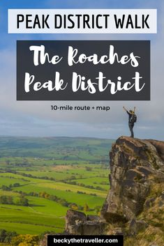 The Roaches + Lud's Church Walk Peak District England, Pembrokeshire Coast, Hiking Tips, Backpacking Tips, Norfolk Broads, Walking Routes, Cairngorms, Adventure Activities, New Forest