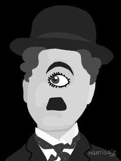 Martí Sáiz   Charles Chaplin