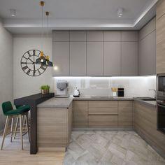 Wonderful Kitchen Bars Design Ideas For Kitchen Looks Cool 31 – Home Design Simple Kitchen Design, Kitchen Room Design, Country Kitchen Designs, Best Kitchen Designs, Kitchen Cabinet Design, Home Decor Kitchen, Rustic Kitchen, Interior Design Kitchen, Kitchen Cabinets