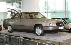 "OG   1986 Audi 80 B3   1984 Pininfarina's Cw study prototype called ""B12"" based on prev-gen B2"