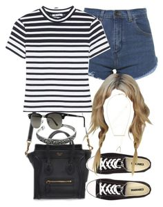 """""""Untitled #1721"""" by hiitsbre ❤ liked on Polyvore featuring Zara, T By Alexander Wang, OK Originals, ASOS, Converse and Ray-Ban"""