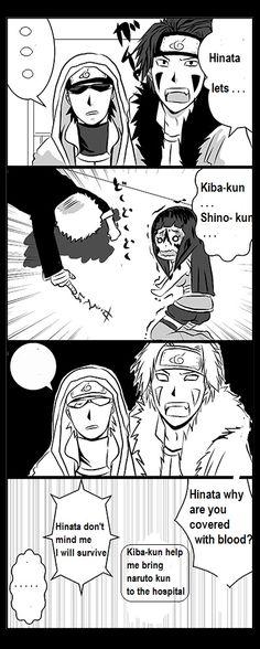 Daily Naruhina 5 by Mikayeel on DeviantArt Team 8 Naruto, Naruto And Hinata, Anime Naruto, Naruto Shippuden, Boruto, Naruto Comic, White Lilies, Naruhina, Manga