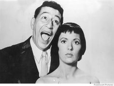 Louie Prima and Keely Smith. It's impossible to listen to Louie Prima and be sad. His music is pure joy!
