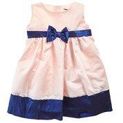 Sleeveless Glitter Dress (12-24 months)