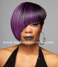 Black Women Short Hairstyles, Pixies, Quick Weaves, 27 Piece, and Ponytails