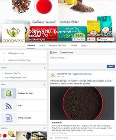 Goodwyn Tea fb page