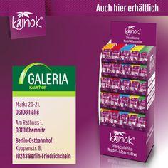 Hier bekommst Du kajnok im Galeria Kaufhof in München. Personal Care, Frankfurt, Alternative, Noodle, Slim, Germany, Mannheim, Stuttgart, Personal Hygiene
