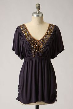 Star Map Top #anthropologie