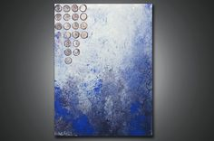 December Compliments  2 ft x 15 ft Modern by NickReitenour on Etsy, $39.00