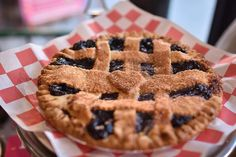 pie sold direct from the baker and producer at Farmers Market Online Farmers Market, Baked Goods, Holiday Recipes, Harvest, Blueberry, Waffles, Healthy Living, September, Vegan