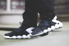 "adidas Y-3 Kyujo Low ""Black/White"" (Detailed Pics) - EU Kicks: Sneaker Magazine"