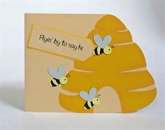 pinterest bee cards - Yahoo Image Search Results