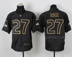 http://www.yjersey.com/for-sale-nike-ravens-27-rice-black-elite-2014-pro-gold-lettering-fashion-jerseys.html FOR SALE NIKE RAVENS 27 RICE BLACK ELITE 2014 PRO GOLD LETTERING FASHION JERSEYS Only 36.00€ , Free Shipping!