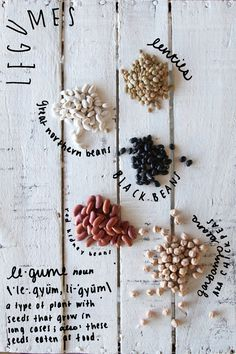 The Beauty of Dried Legumes | How and Why to soak & cook your own! (much better than canned...)