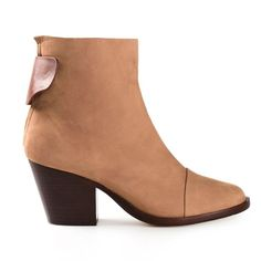 Rag & Bone Ryland Boots SO amazing and perfect for the cold! Brand new with dust bag and never worn. Size 38.5 and fits a 7.5-8. Light suede with leather back panel. No trades!! 121315165rbo rag & bone Shoes Ankle Boots & Booties