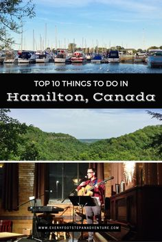 Hamilton, Canada has everything from history to music to food to nature. And with over 100 waterfalls in the area, there is definitely no shortage of waterfalls either! Check out my picks of the 10 BEST things to do when in Hamilton! Ottawa, Weekend Trips, Day Trips, Stuff To Do, Things To Do, Discover Canada, Canada Destinations, Hamilton Ontario, Visit Canada