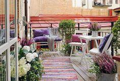 Garden Deco Inspiration (terrazas, jardines y balcones)
