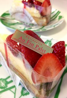 strawberry tart♡