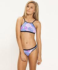 Kaiami Girls Elise Tile Bikini