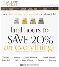 Design Promo Codes And Ballard Coupon Designs Coupons June Discount