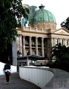Brisbane Queensland, Brisbane City, Brisbane Australia, Customs House, Sunshine State, Old Buildings, Art Tutorials, Places Ive Been, Taj Mahal