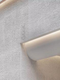 Gallery of Yun Shop / LABOTORY – 15 - tainbol. Architecture Restaurant, Architecture Details, Interior Architecture, Interior And Exterior, Retail Interior, Interior Plants, Ceiling Detail, Ceiling Design, Wall Design