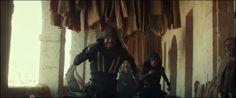 """NEW Callum/Aguilar in #AssassinsCreedMovie (2016) PART 4 #Fassbender #AssassinsCreed #Ubisoft #UbiE3"""