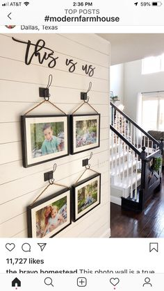 Home Remodel Layout .Home Remodel Layout Family Wall, Family Room, Cheap Home Decor, Diy Home Decor, Home Projects, Home Remodeling, Farmhouse Decor, Country Decor, Living Room Decor