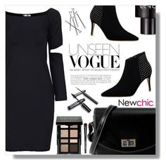 """""""Newchic *10"""" by fashion-pol on Polyvore featuring Bobbi Brown Cosmetics and Kenneth Cole"""