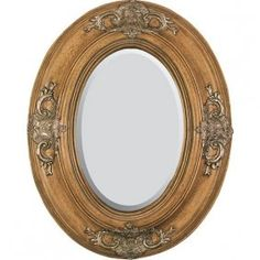 Incredible Grand Victorian Mirror