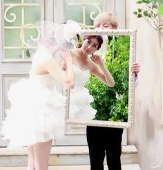 Leeteuk & Kang Sora Wedding photo - we-got-married Photo