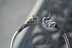 SALE...Vintage Sterling Silver Elephants by 911VintageAddiction, $75.00