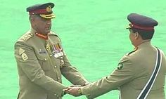 Goodbye Ex-Chief, welcome new chief.