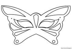 laboratori per bambini maschere da stampare e colorare kids craft mask carnival print  http://laboratoriperbambini.altervista.org/blog/maschere-da-stampare/