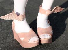Resultado de imagem para melissa shoes tumblr