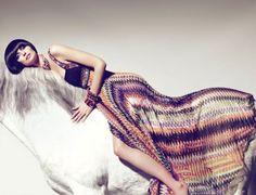 Katrin Thormann by Hunter & Gatti: horse fashion photography
