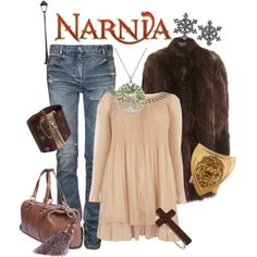 Narnia - The Chronicles of Narnia, created by marybethschultz on Polyvore