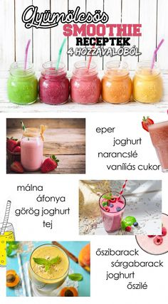 Add Nutrition To Your Diet With These Helpful Tips. Nutrition is full of many different types of foods, diets, supplements and Best Weight Loss Foods, Healthy Recipes For Weight Loss, Clean Eating Recipes, Smoothie Fruit, Smoothie Recipes, Smoothies, Healthy Juices, Healthy Drinks, Healthy Life