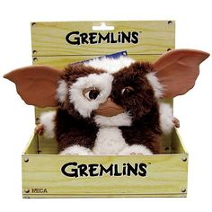 Gremlins peluche Gizmo Deluxe NECA