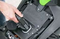 Energica Ego plug/inlet CCS developed by Phoenix Contact E-Mobility GmbH company