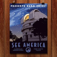 McDonald Observatory by Aaron Bates for See America by Creative Action Network - 1