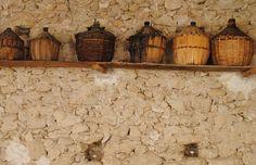 Wine's houses.