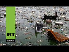 RT investiga la magnitud de la contaminación en Bolivia