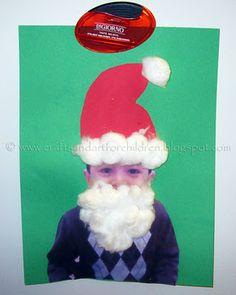 Kid Santa craft