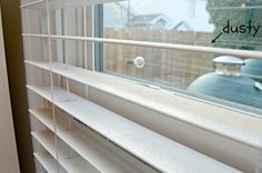 How To Clean Window Blinds Without Removing Them