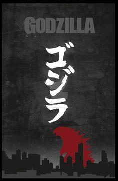 Godzilla by MetalGuy